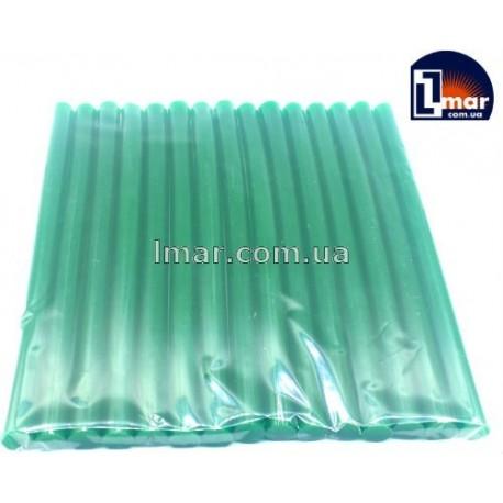 Силиконовый клей для пистолета  11 мм (зеленый цвет)