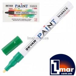 Маркер маслоной 2,5 мм Zeyar Paint (зелений)