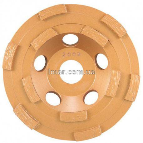 Алмазный шлифовальный диск 105х20х16 мм