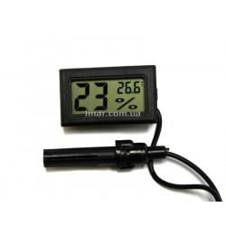 Цифровий термометр-гігрометр з виносним датчиком