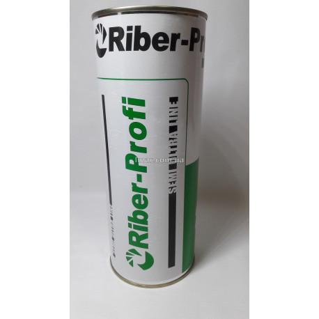 Масло для бензопилы RIBER-PROFI 2t 1Л красное Ж/Б