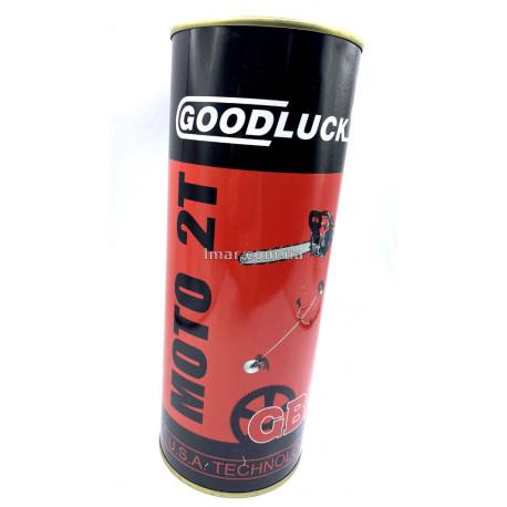 Полусинтетическое масло для двухтактного двигателя GoodLuck 2Т