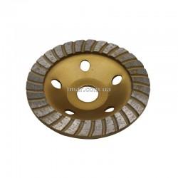 Алмазний шліфувальний диск 125x22,2 H1207