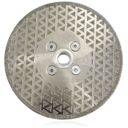 Алмазний диск для різання і шліфування мармуру Діаметр 125 мм