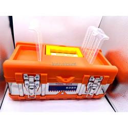 ящик для інструментів з нержавіючої сталі 36*16*16