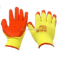 Перчатки защитные REC оранжевые